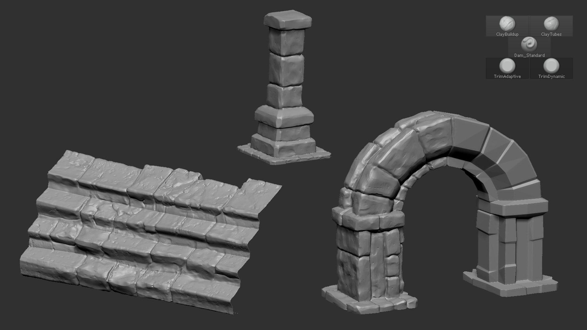 Image 06 - stone sculpts