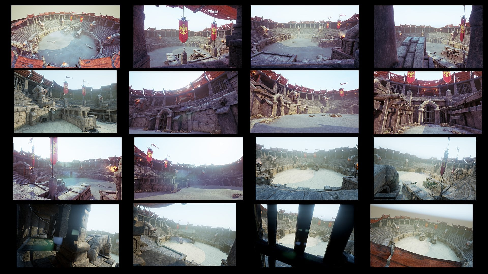 Image 26 - compilation of various camera angles that I thought were interesting