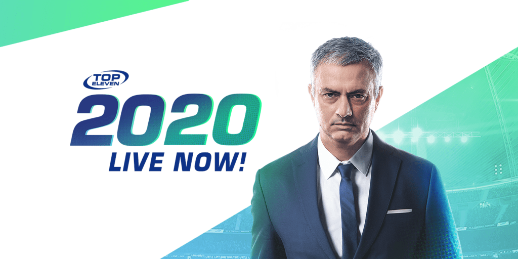 Top Eleven 2020 is out now on Android and iOS
